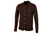 Maloja Creekflower Traditional Wool Jacket hazelnut